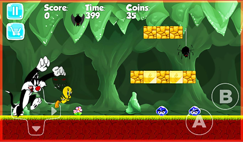 Sylvester and tweety games looney tunes apk download free sylvester and tweety games looney tunes apk screenshot voltagebd Images