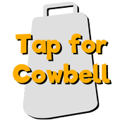 Tap for Cowbell icon