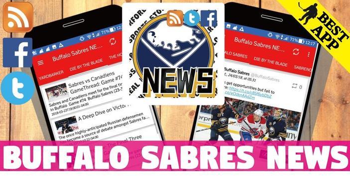 Buffalo Sabres All News poster