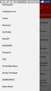 Buffalo Sabres All News screenshot 2