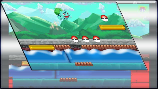 Bulbasaur adventure game new screenshot 1