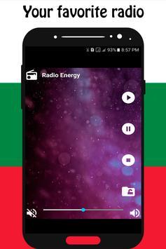 Radio Energy Bulgaria Radio Live Free poster