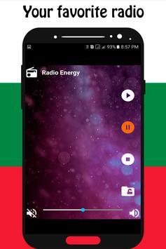 Radio Energy Bulgaria Radio Live Free screenshot 2
