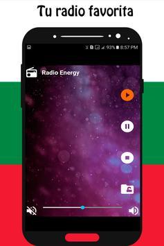 Radio Energy Bulgaria Radio Live Free screenshot 5