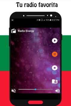 Radio Energy Bulgaria Radio Live Free screenshot 6