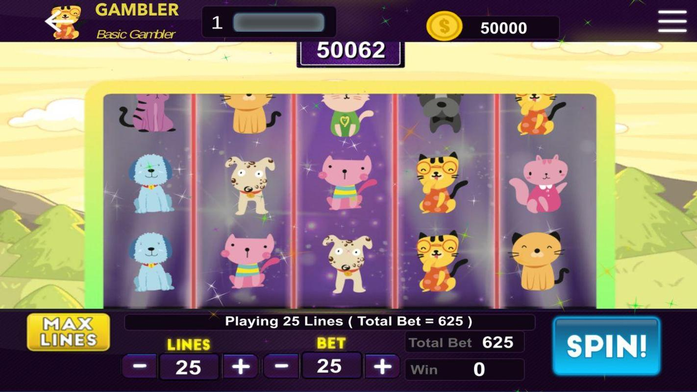 Real money slots for android