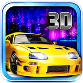 3D Street Racing Fighter icon