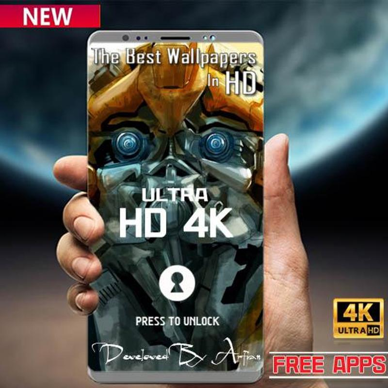 Bumblebee Hd Wallpaper 4k For Android Apk Download