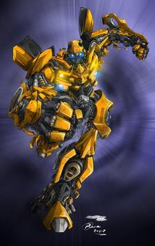 Bumblebee Wallpaper screenshot 5