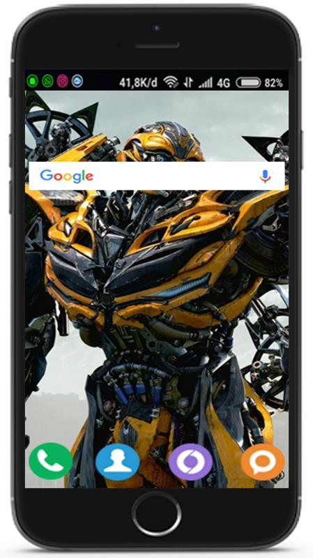 Bumblebee Wallpaper Hd 4k For Android Apk Download