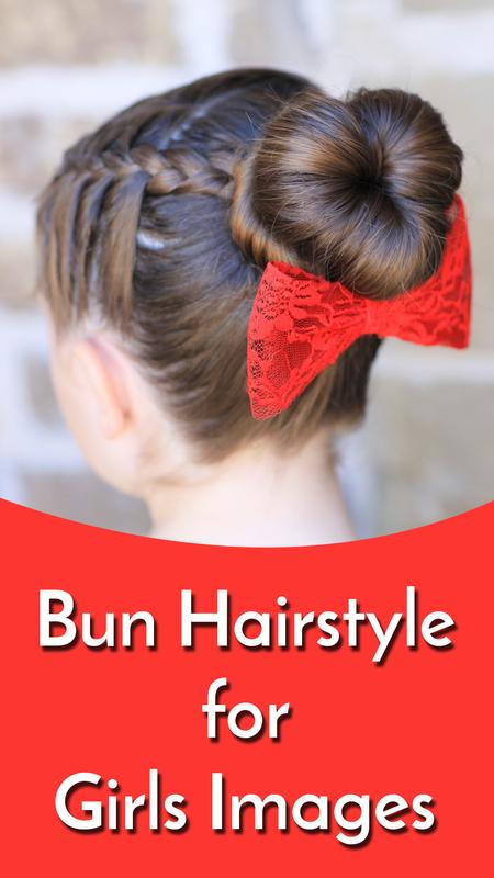 Bun Hairstyle For Girls Images 2018 For Android Apk Download