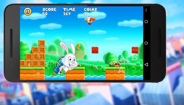 Bunny Peter  :Rabbit Adventure poster