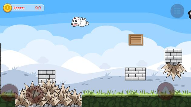 Bunny Adventure 2017 apk screenshot
