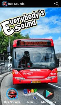 Bus Sounds poster