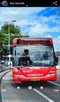Bus Sounds apk screenshot