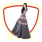 Muslim fashion icon