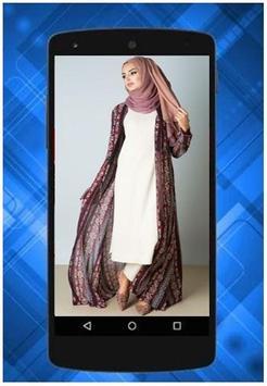 Muslim fashion poster