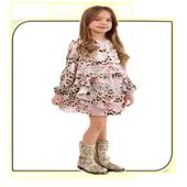 Kids Dress Style icon