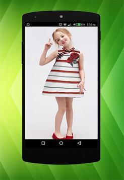 Kids Dress Style poster