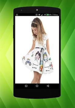 Kids Dress Style screenshot 4