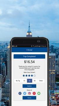 4 U Luxury Car Service App apk screenshot