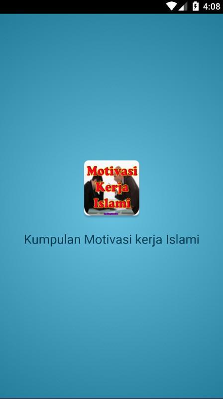 Kumpulan Kata Kata Motivasi Islam Dalam Bekerja Fur Android Apk