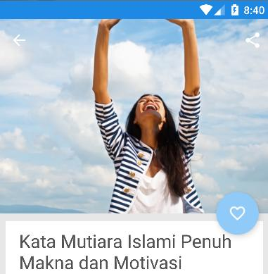 Kata Kata Bijak Islami Tentang Kehidupan Für Android Apk