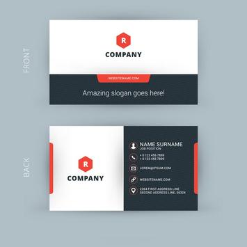 Business card design pro apk baixar grtis corporativo aplicativo business card design pro apk imagem de tela reheart Images