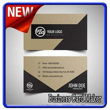 Business Card Maker apk screenshot