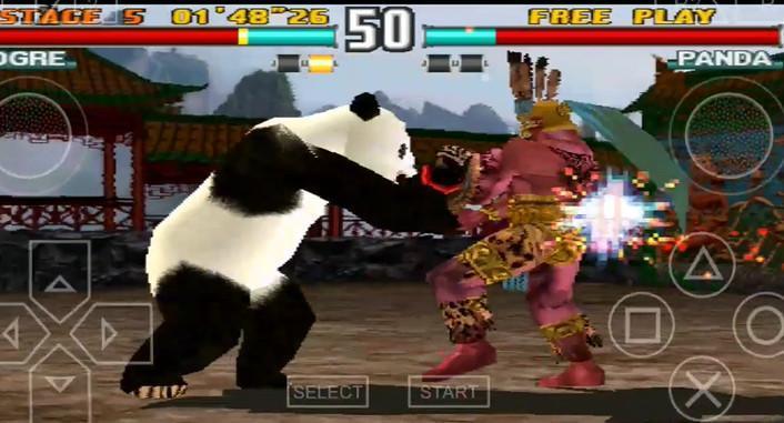 Tekken 3 Combo Frame Techniques For Android Apk Download