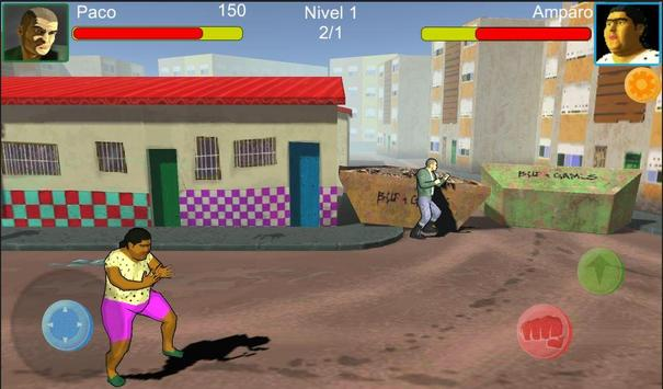 Cani Warrior screenshot 1
