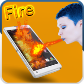 Burning Screen - Fire Flames icon