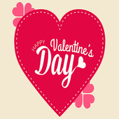 St. Valentine's day gifts icon