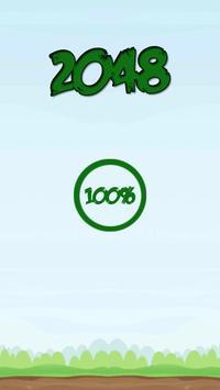 2048 Головоломка poster