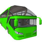 Indonesia bus simulator icon
