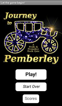 Journey to Pemberley poster