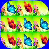 Tic Tac Toe Butterfly icon