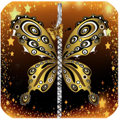 New Zipper Ladies Butterfly icon