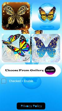 New Zipper Ladies Butterfly poster