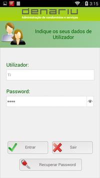 Denariu Condóminos apk screenshot