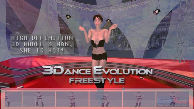 3Dance Evo apk screenshot