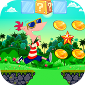 Phineas Epic World icon