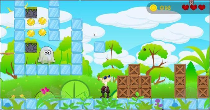 Phineas Epic World screenshot 3