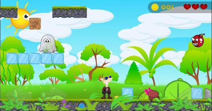 Phineas Epic World screenshot 1