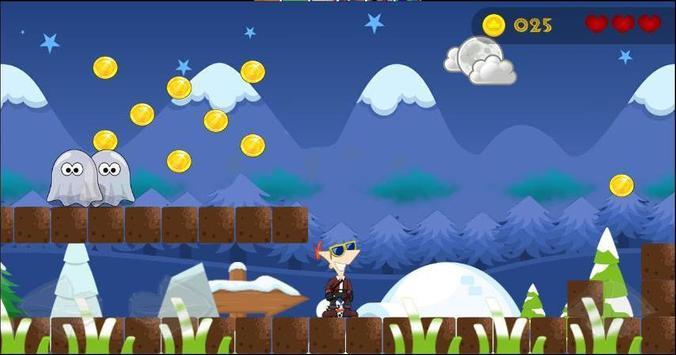 Phineas Epic World screenshot 2