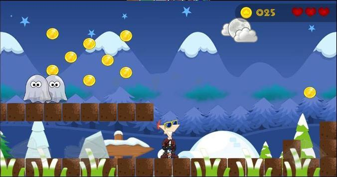 Phineas Epic World screenshot 7