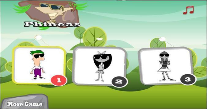 Phineas Epic World screenshot 5