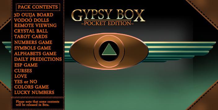Gypsy Box apk screenshot