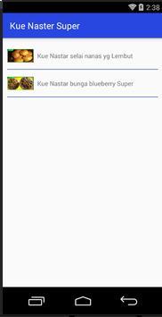 Resep Kue Nastar poster