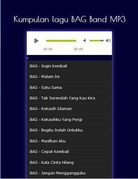Kumpulan lagu BEAGE Band MP3 apk screenshot